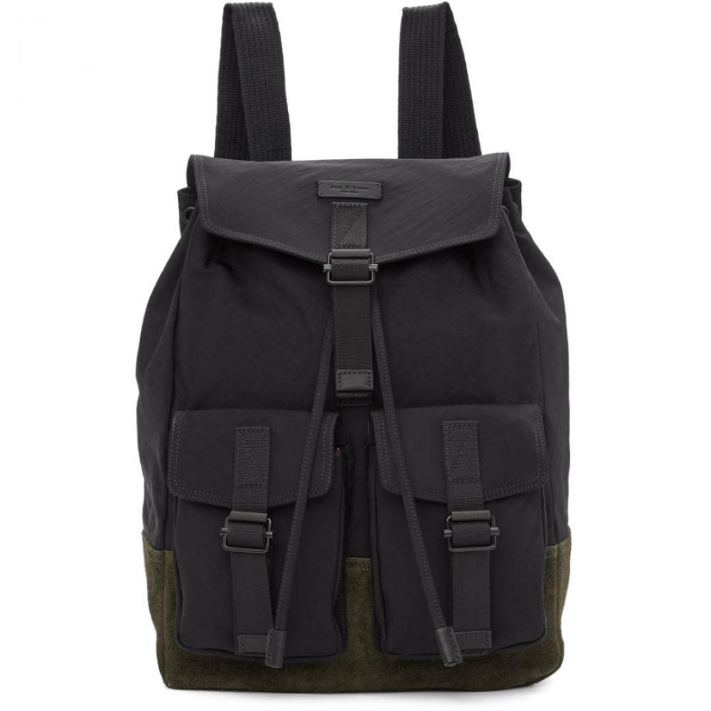 ラグ&ボーン rag & bone メンズ バッグ バックパック・リュック【Black Fleet Backpack】