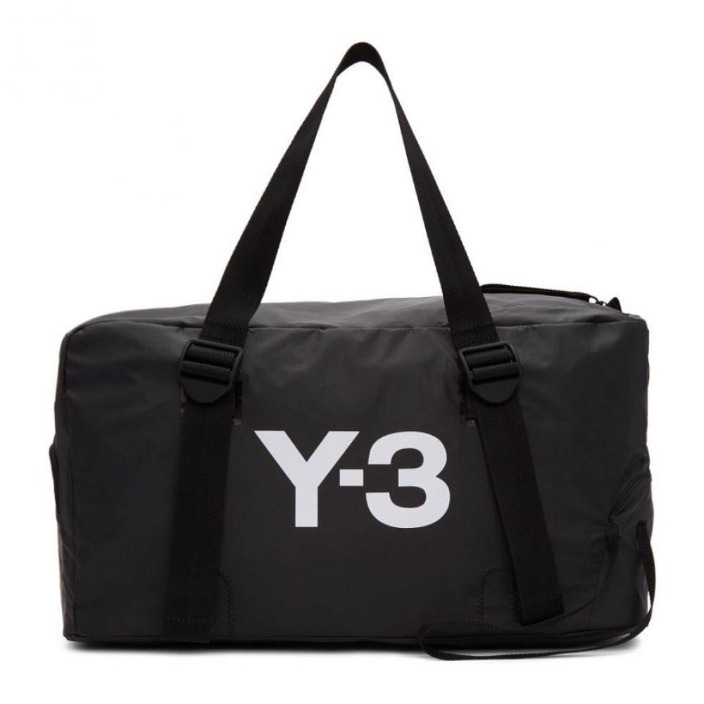ワイスリー Y-3 メンズ バッグ ボストンバッグ・ダッフルバッグ【Black Bungee Gym Bag】