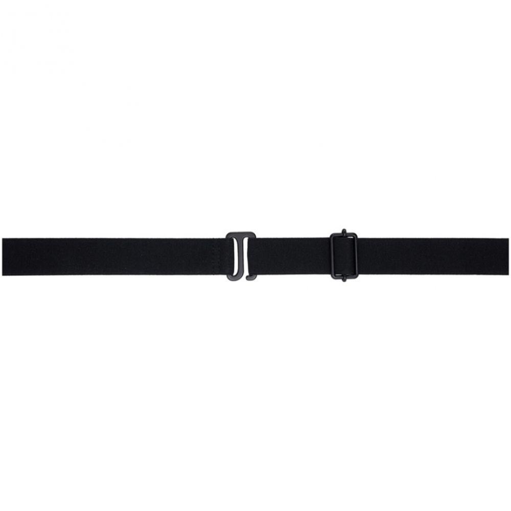 メゾン マルジェラ Maison Margiela メンズ ベルト【Black Elastic Belt】