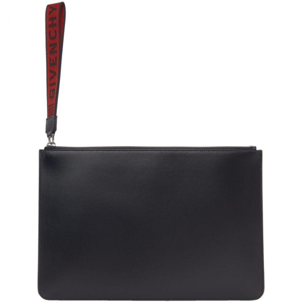 ジバンシー Givenchy メンズ ポーチ【Black 4G Pouch】