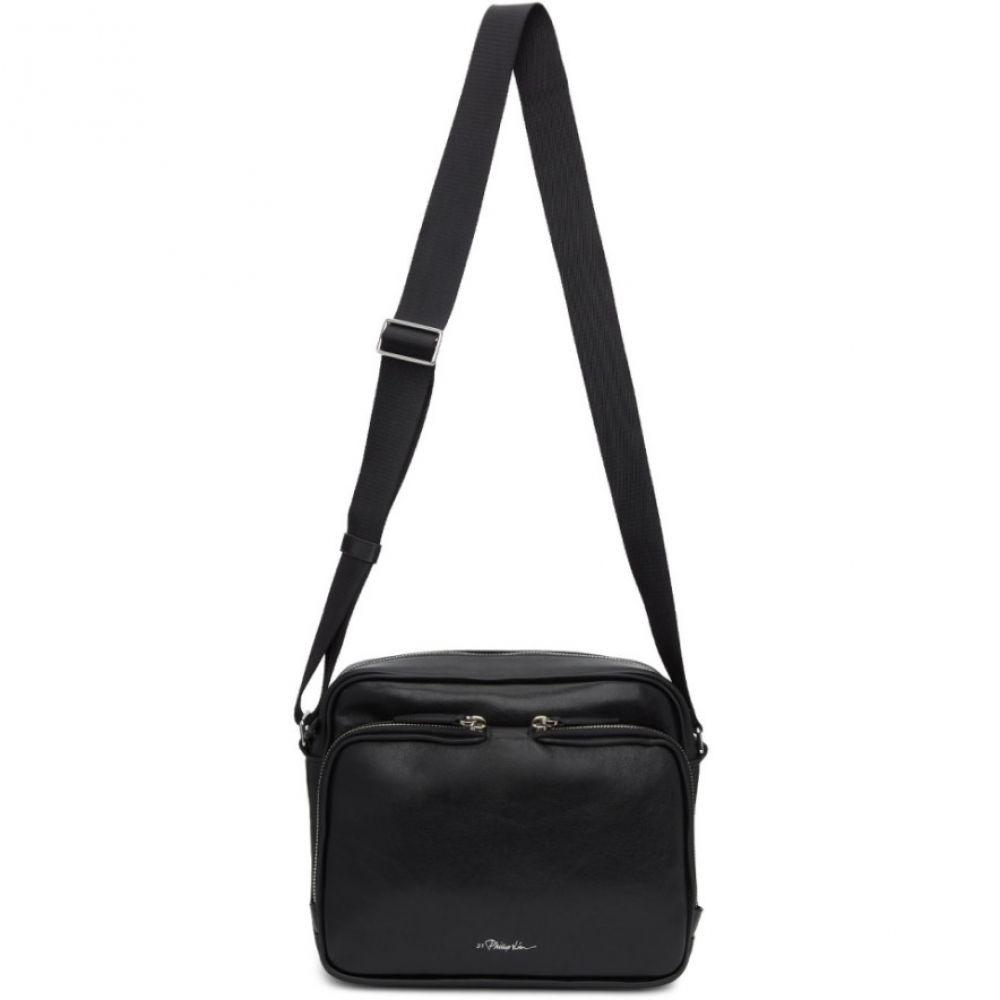スリーワン フィリップ リム 3.1 Phillip Lim メンズ バッグ【Black Diego Camera Bag】