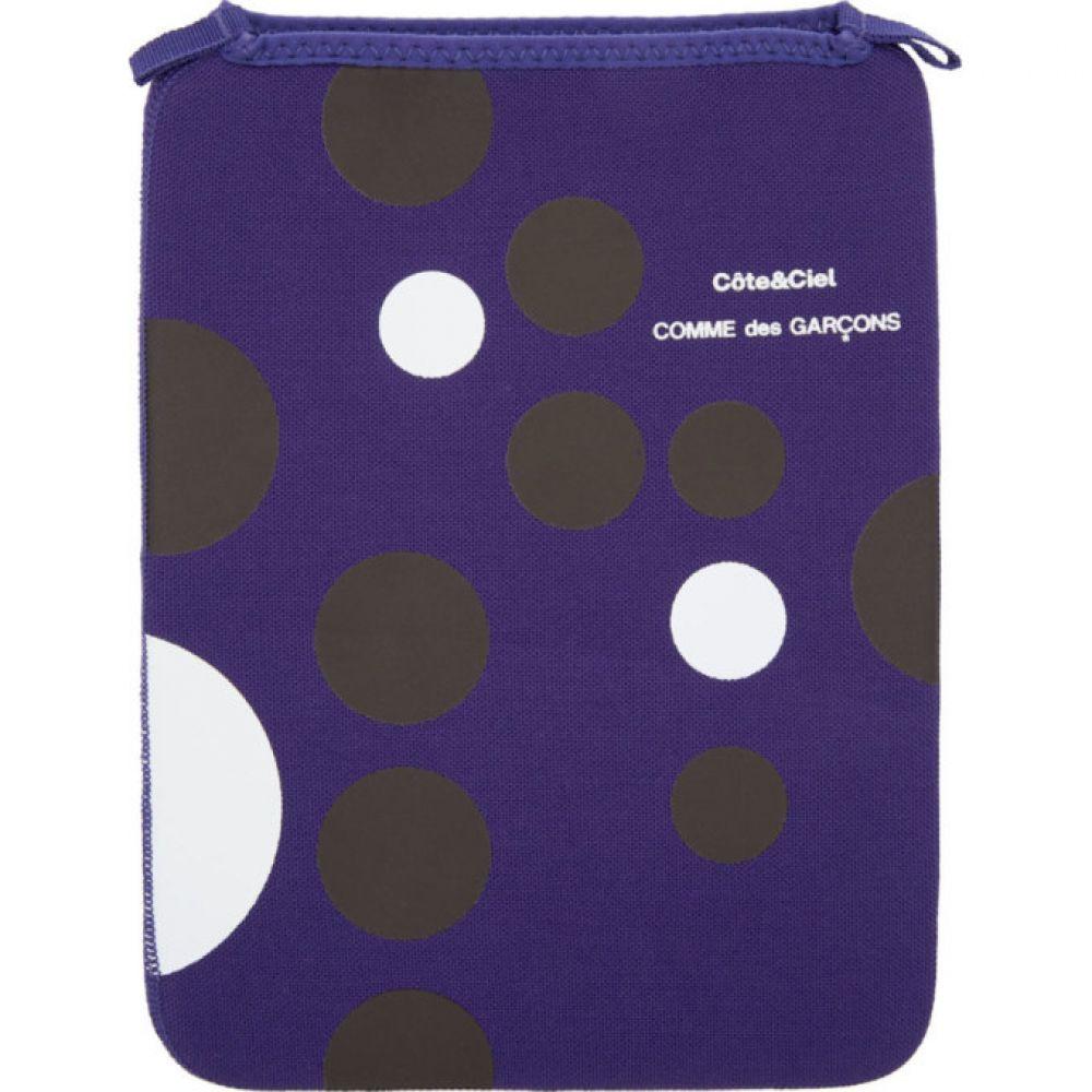 コム デ ギャルソン Comme des Garcons Wallets メンズ iPadケース【Ultramarine Cote&Ciel Edition iPad Sleeve】