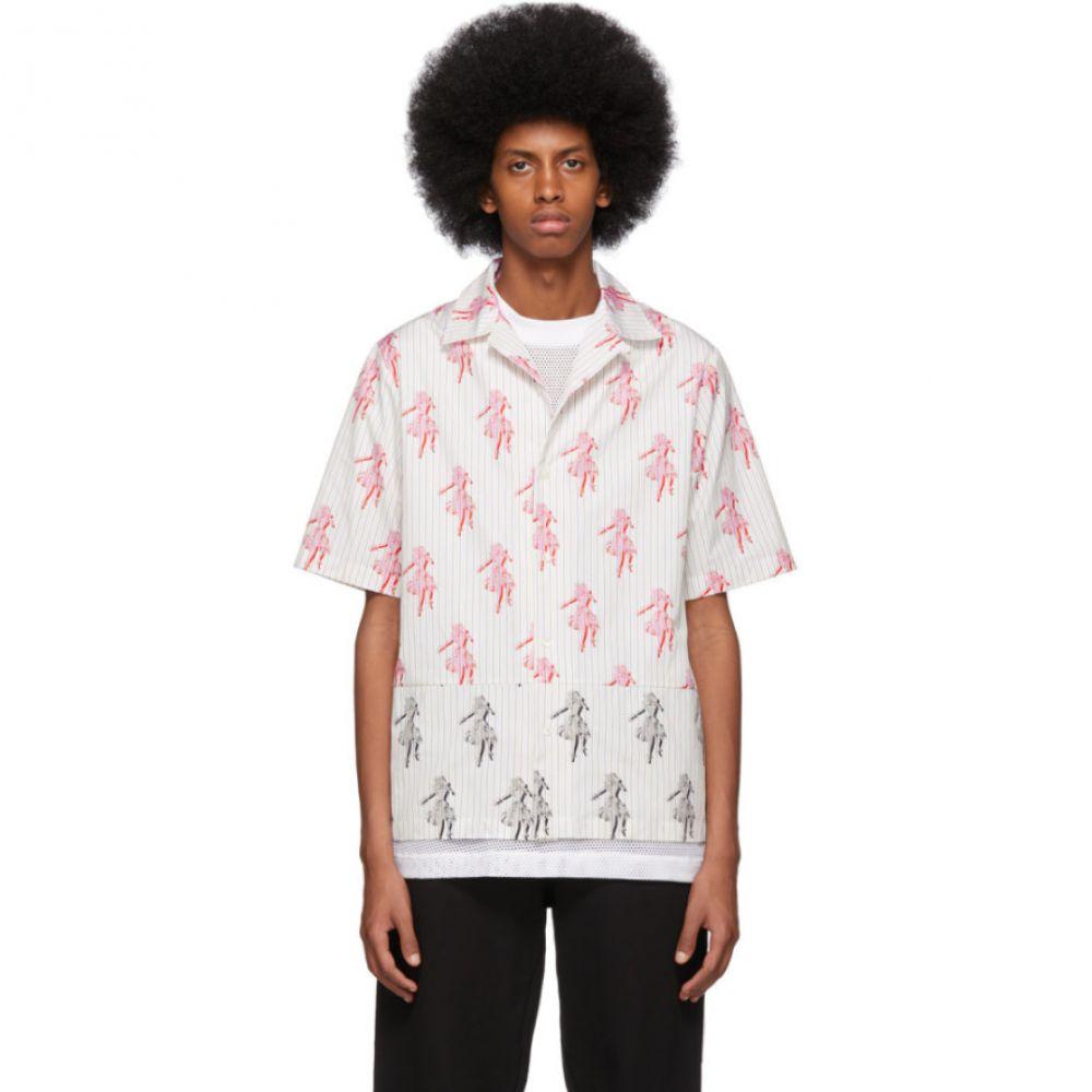 【★超目玉】 アレキサンダー マックイーン McQ Alexander McQueen メンズ Alexander ボウリング トップス メンズ【White Shirt】 Hula Girl Bowling Shirt】, 熱田区:d7304cc5 --- clftranspo.dominiotemporario.com