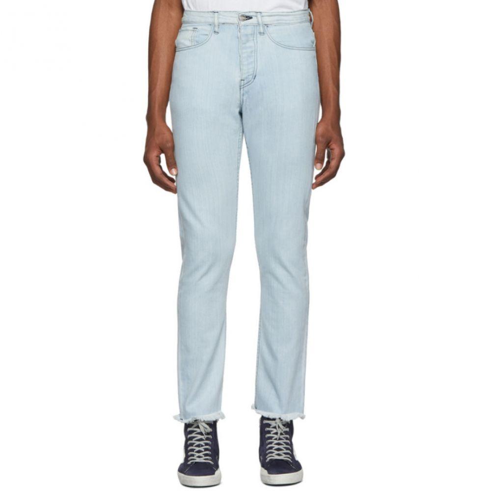アンファン リッシュ デプリメ Enfants Riches Deprimes メンズ ボトムス・パンツ ジーンズ・デニム【Blue 'Classique' Jeans】