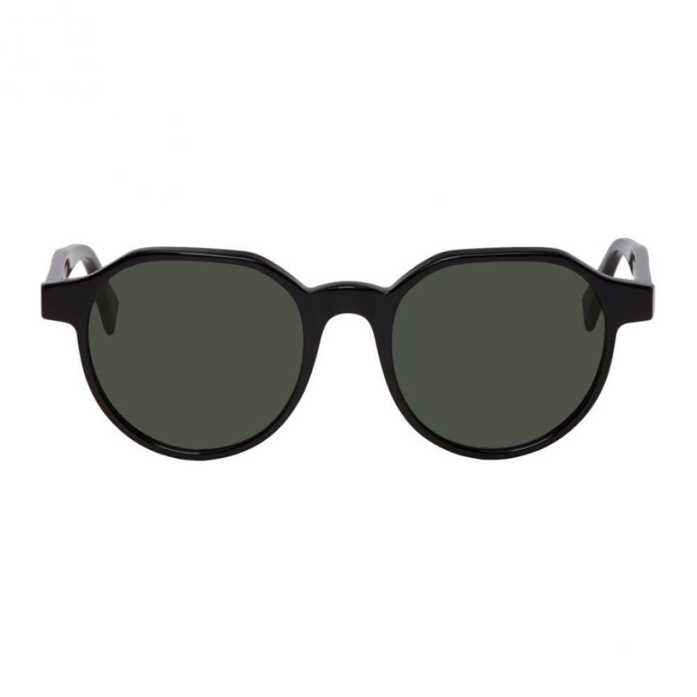 スーパー Super メンズ メガネ・サングラス【Black Noto Sunglasses】