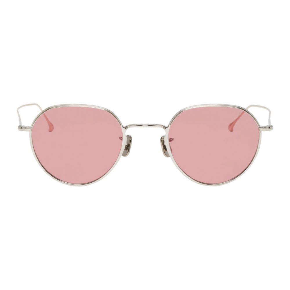 アイヴァン Eyevan 7285 メンズ メガネ・サングラス【Pink 765 Sunglasses】