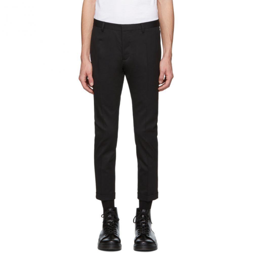 ディースクエアード Dsquared2 メンズ ボトムス・パンツ スラックス【Black Chic Wool Skinny Dan Fit Trousers】