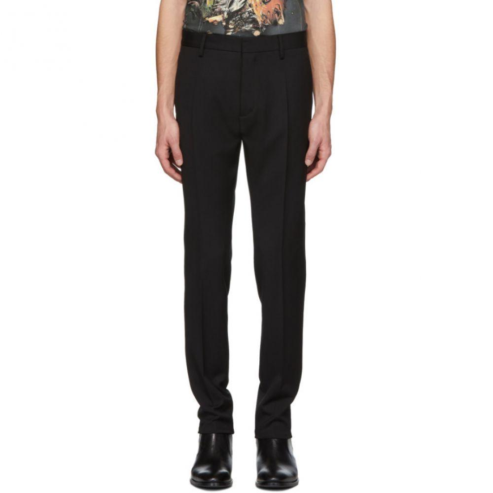 ディースクエアード Dsquared2 メンズ ボトムス・パンツ スラックス【Black Wool Admiral Trousers】