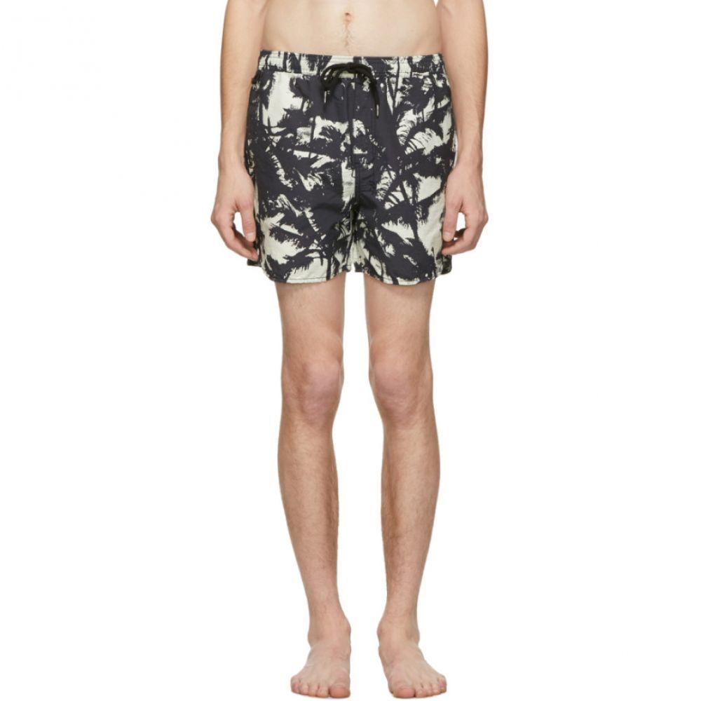 スビ Ksubi メンズ 水着・ビーチウェア 海パン【Black Troppo Resort Swim Shorts】