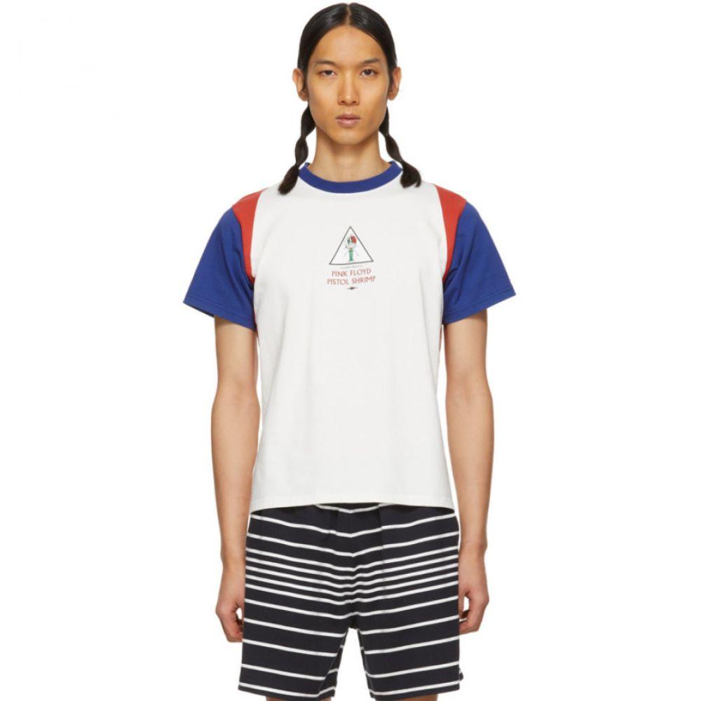 ピップス Phipps メンズ トップス Tシャツ【White Pistol Shrimp T-Shirt】