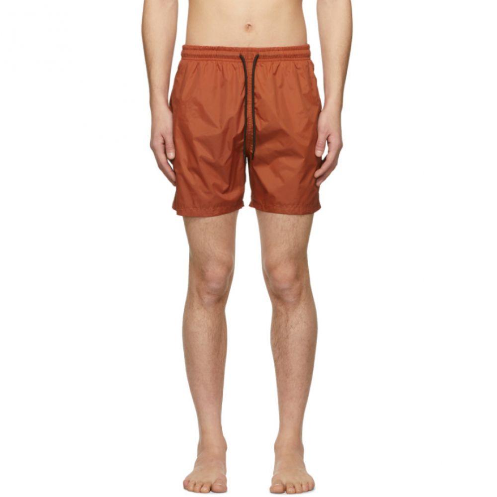 ソリッド&ストライプ Solid & Striped メンズ 水着・ビーチウェア 海パン【Red Classic Swim Shorts】