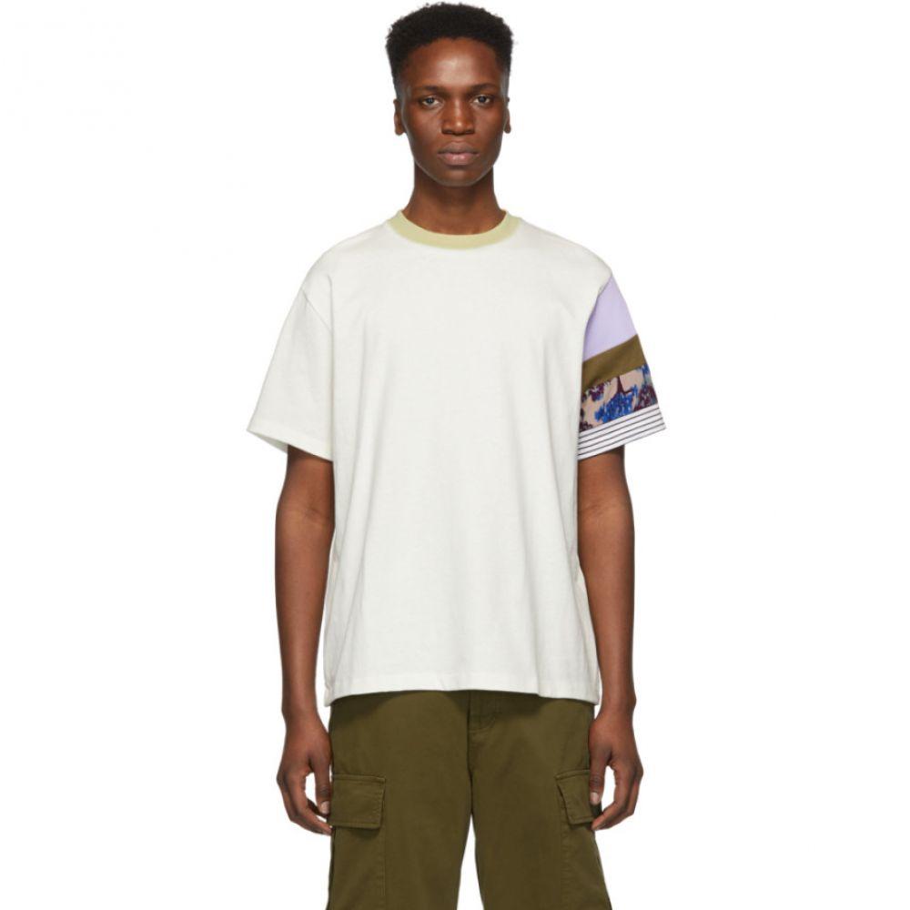 アクネ ストゥディオズ Acne Studios メンズ トップス Tシャツ【Off-White Eli T-Shirt】