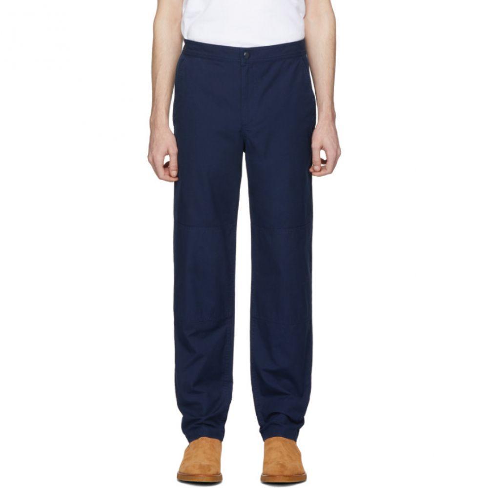 アーペーセー アーペーセー A.P.C. メンズ メンズ ボトムス A.P.C.・パンツ【Navy Trek Trousers】, 和粋家-甚平 作務衣メーカー直販店:8ad9efa5 --- sunward.msk.ru