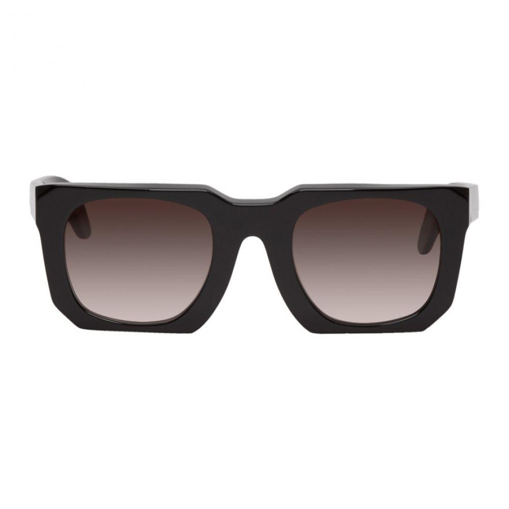 クボラム Kuboraum メンズ メガネ・サングラス【Black U3 BS Sunglasses】