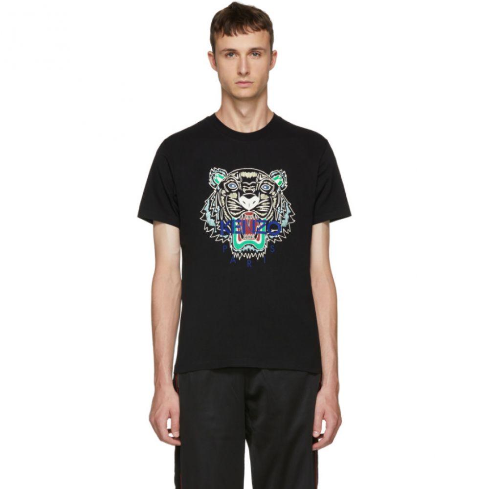 ケンゾー Kenzo メンズ トップス Tシャツ【Black Tiger T-Shirt】