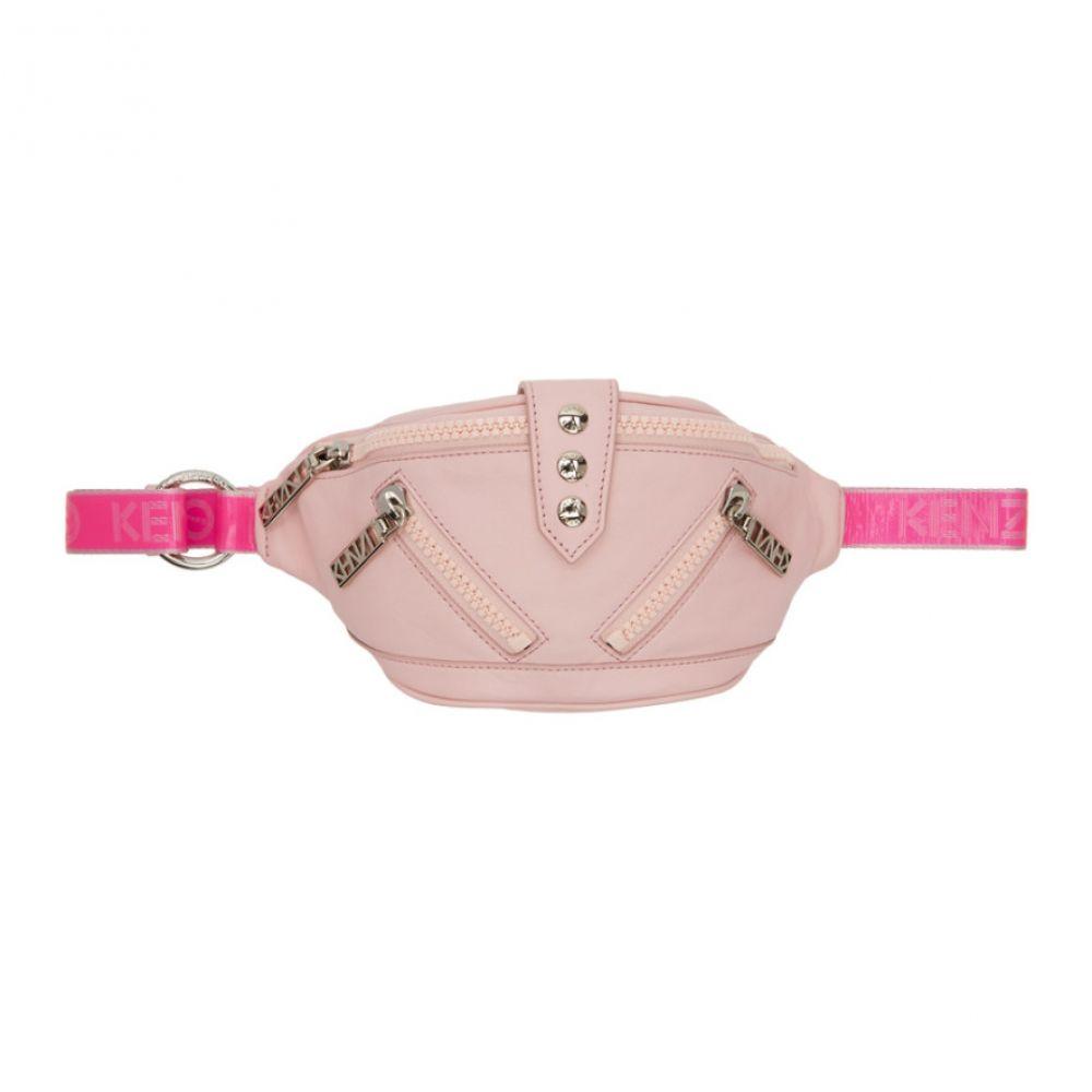 ケンゾー Kenzo レディース バッグ ボディバッグ・ウエストポーチ【Pink Kalifornia Bum Bag】