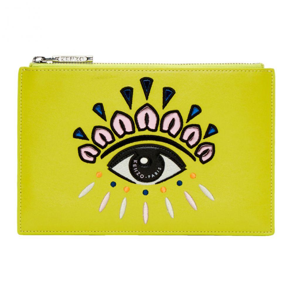 ケンゾー Kenzo バッグ レディース バッグ クラッチバッグ Kenzo【Yellow Eye Clutch Clutch】】, 紡tumugu:5e9609d8 --- sunward.msk.ru
