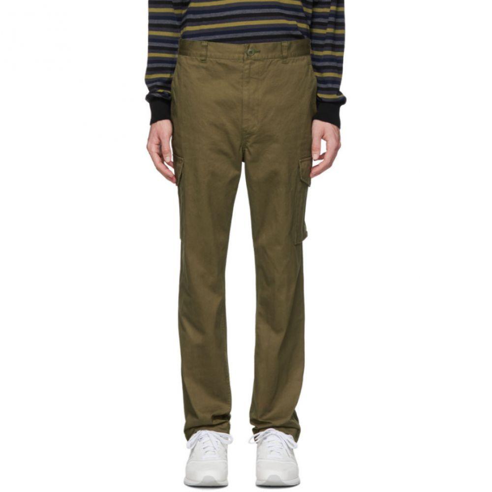 コム デ ギャルソン Comme des Garcons Homme メンズ ボトムス・パンツ カーゴパンツ【Khaki Twill Cargo Pants】