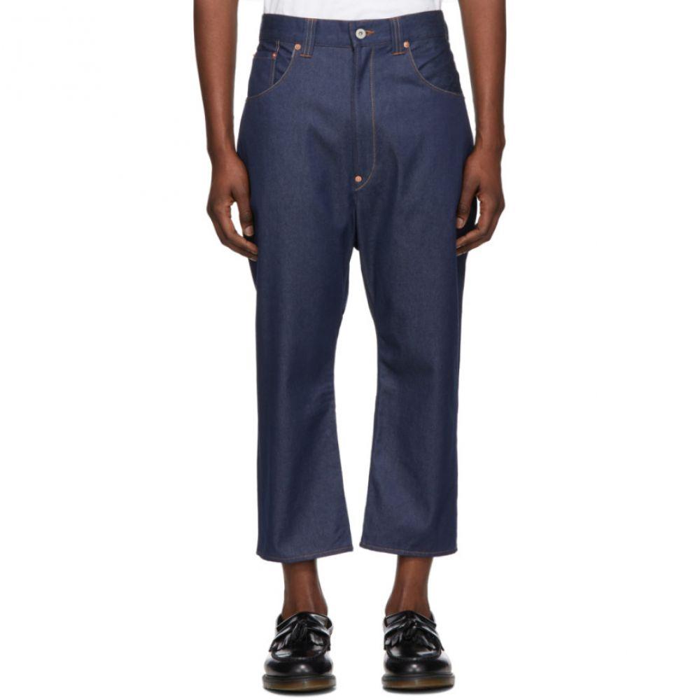 ジュンヤ ワタナベ Junya Watanabe メンズ ボトムス・パンツ ジーンズ・デニム【Indigo Westpoint Jeans】