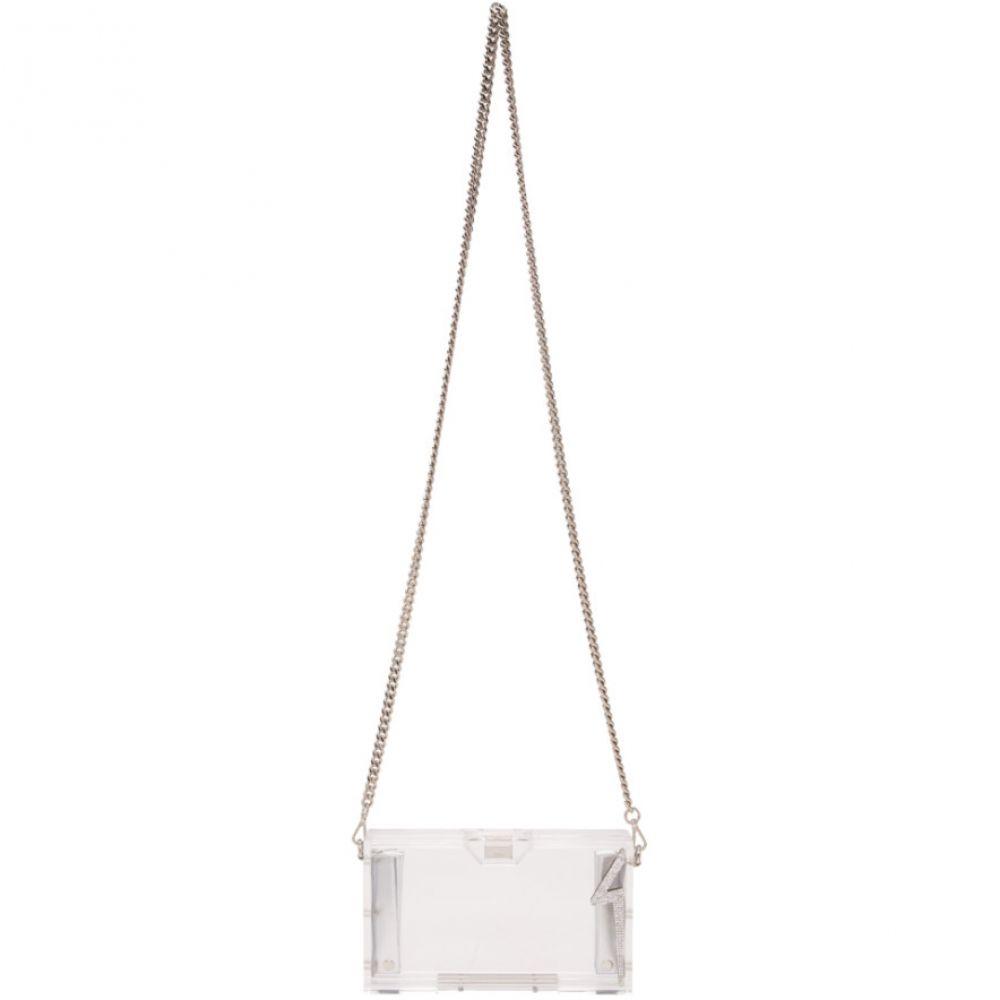 ジュゼッペ ザノッティ Giuseppe Zanotti Zanotti レディース バッグ クラッチバッグ レディース【Transparent バッグ Plexi G-Logo Clutch Bag】, one2one:9cbf0e65 --- sunward.msk.ru