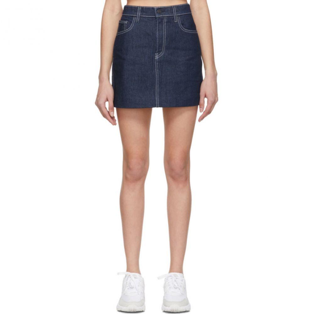 ジョーダッシュ Jordache レディース スカート ミニスカート【Blue Denim Miniskirt】