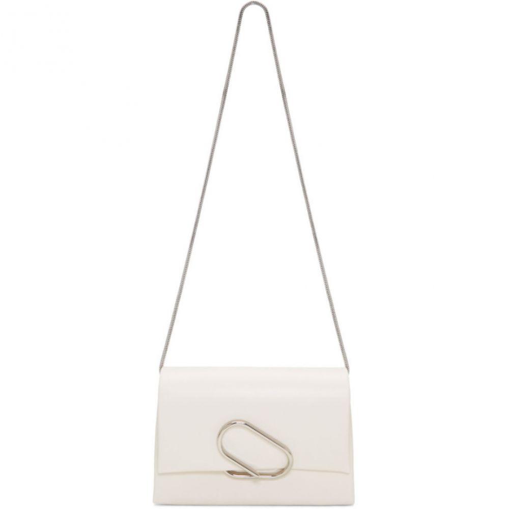 スリーワン Soft フィリップ リム 3.1 Bag】 リム Phillip Lim レディース バッグ クラッチバッグ【White Soft Flap Clutch Bag】, 日本健康食品:8a79c15b --- sunward.msk.ru