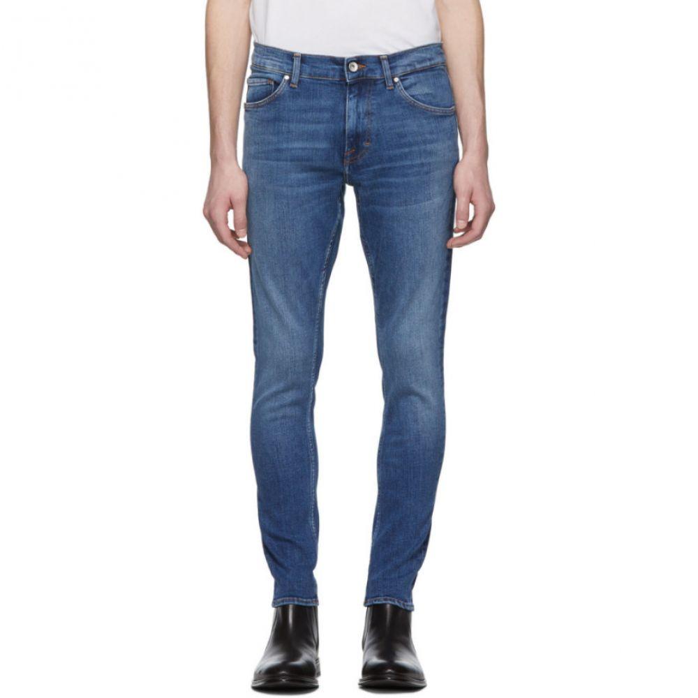タイガー オブ スウェーデン Tiger of Sweden Jeans メンズ ボトムス・パンツ ジーンズ・デニム【Blue Evolve Jeans】