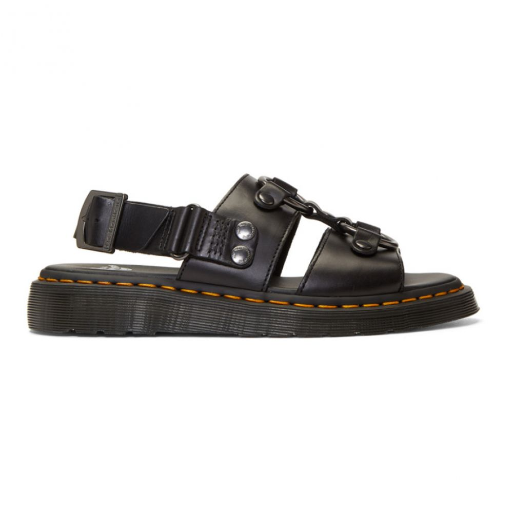 ドクターマーチン Dr. Martens メンズ メンズ シューズ・靴 サンダル Sandals】【Black シューズ・靴 Xabier Sandals】, スソノシ:1a0e4f38 --- sunward.msk.ru