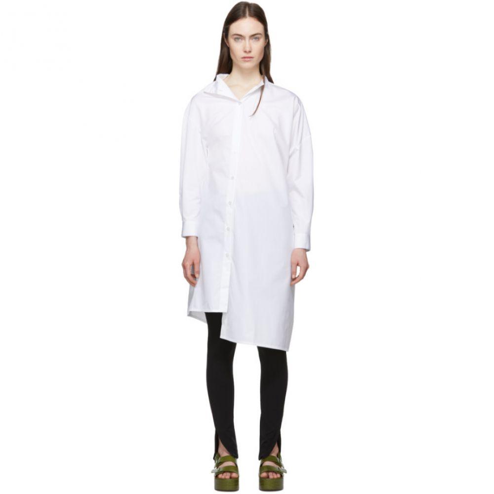トーテム Tot?me レディース ワンピース・ドレス ワンピース【White Noma Dress】
