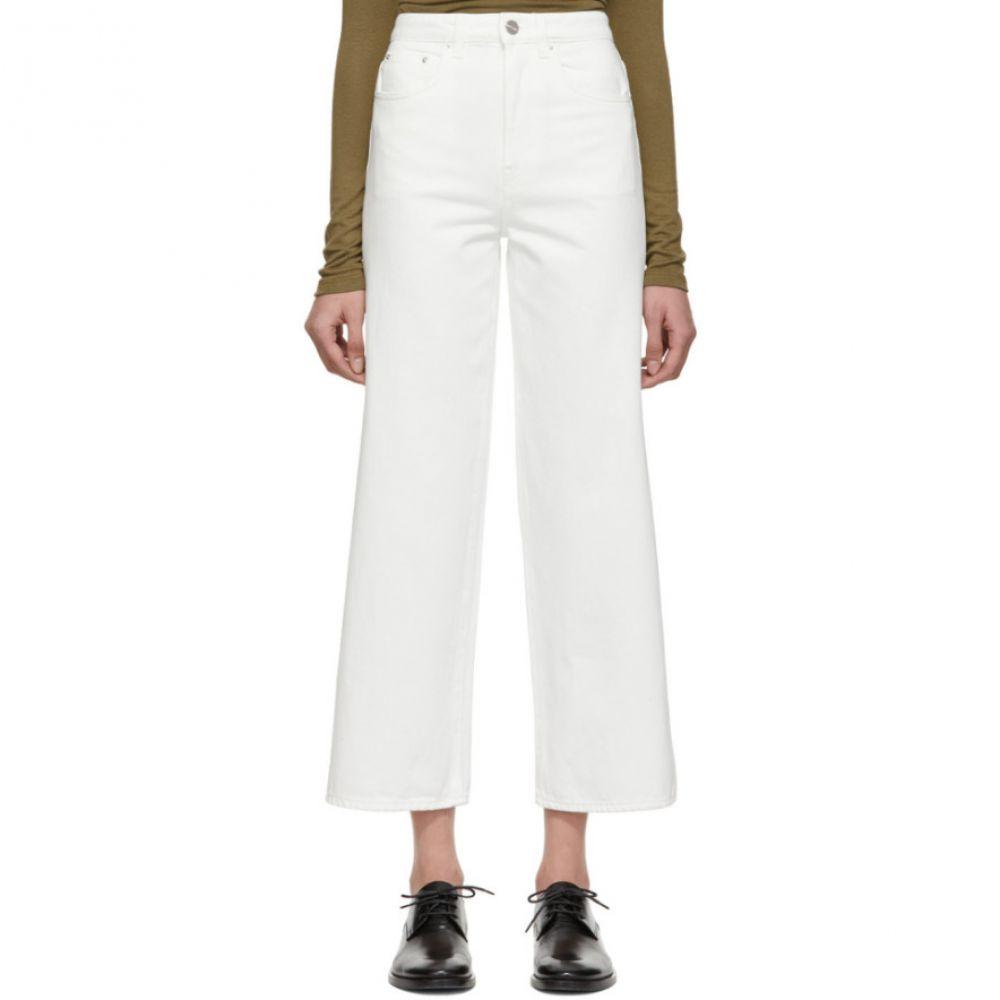 トーテム Tot?me レディース ボトムス・パンツ ジーンズ・デニム【White Flair Jeans】