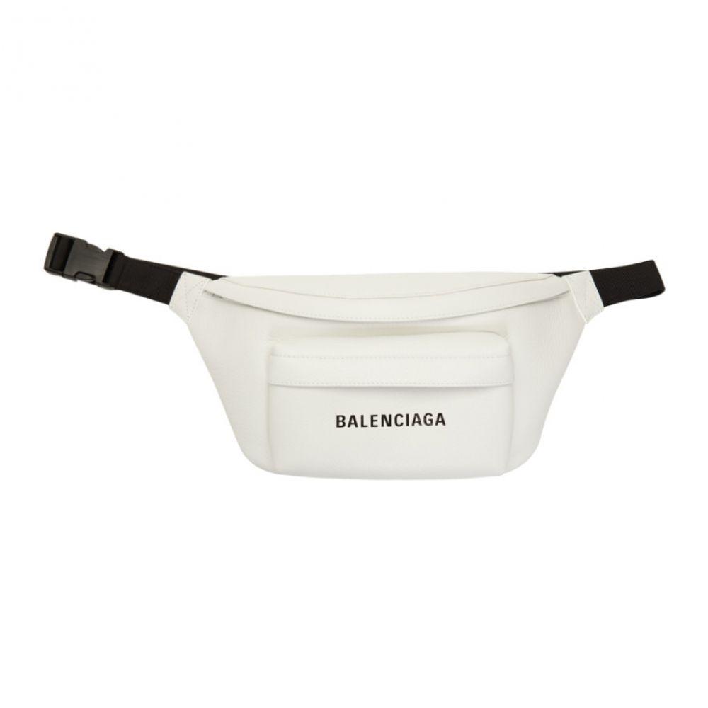 バレンシアガ Balenciaga レディース バッグ ボディバッグ・ウエストポーチ【White Everyday Belt Pack】