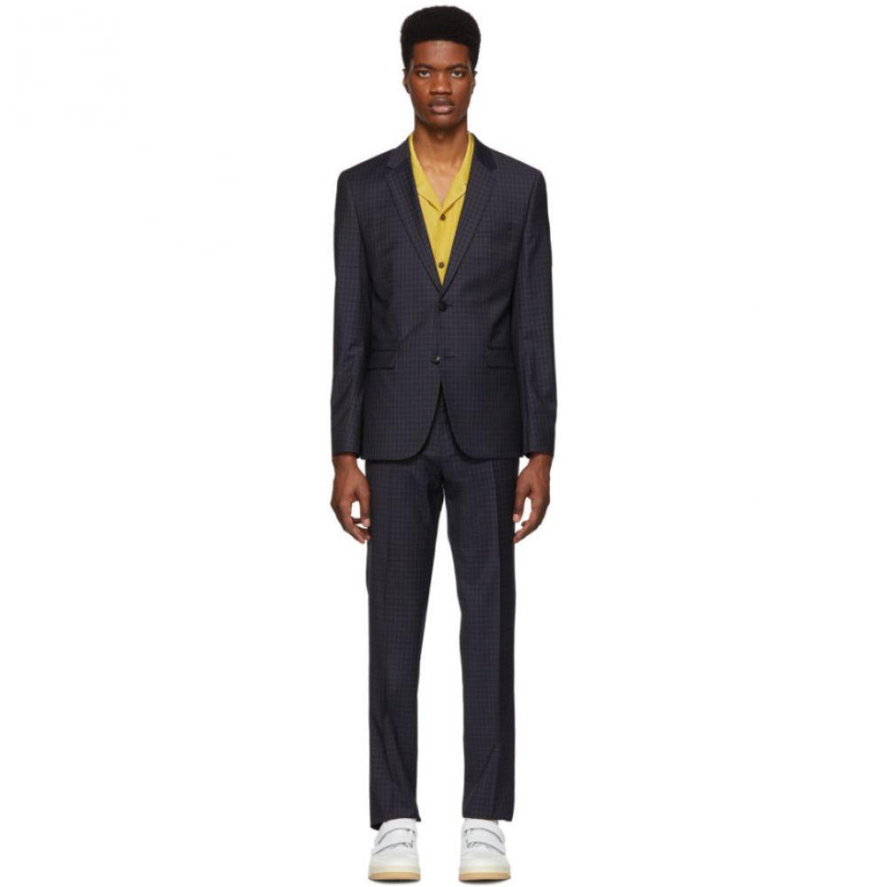 ヒューゴ ボス Hugo メンズ アウター スーツ・ジャケット【Navy Astian & Hets 184 Suit】