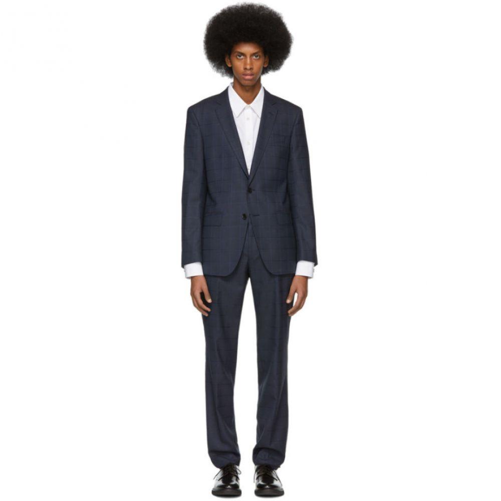 ヒューゴ ボス Boss メンズ アウター スーツ・ジャケット【Navy Noven Suit】