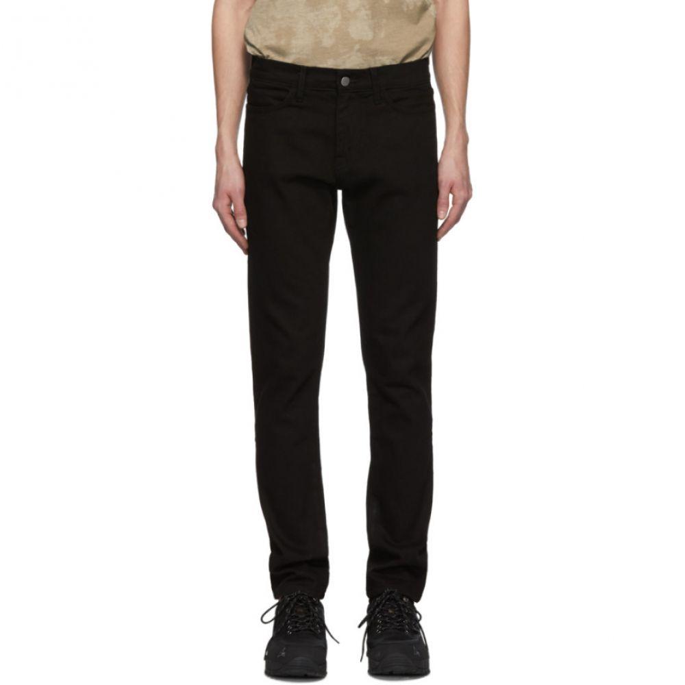 フォートゥーフォー 424 メンズ ボトムス・パンツ ジーンズ・デニム【Black Four-Pocket Stretch Jeans】