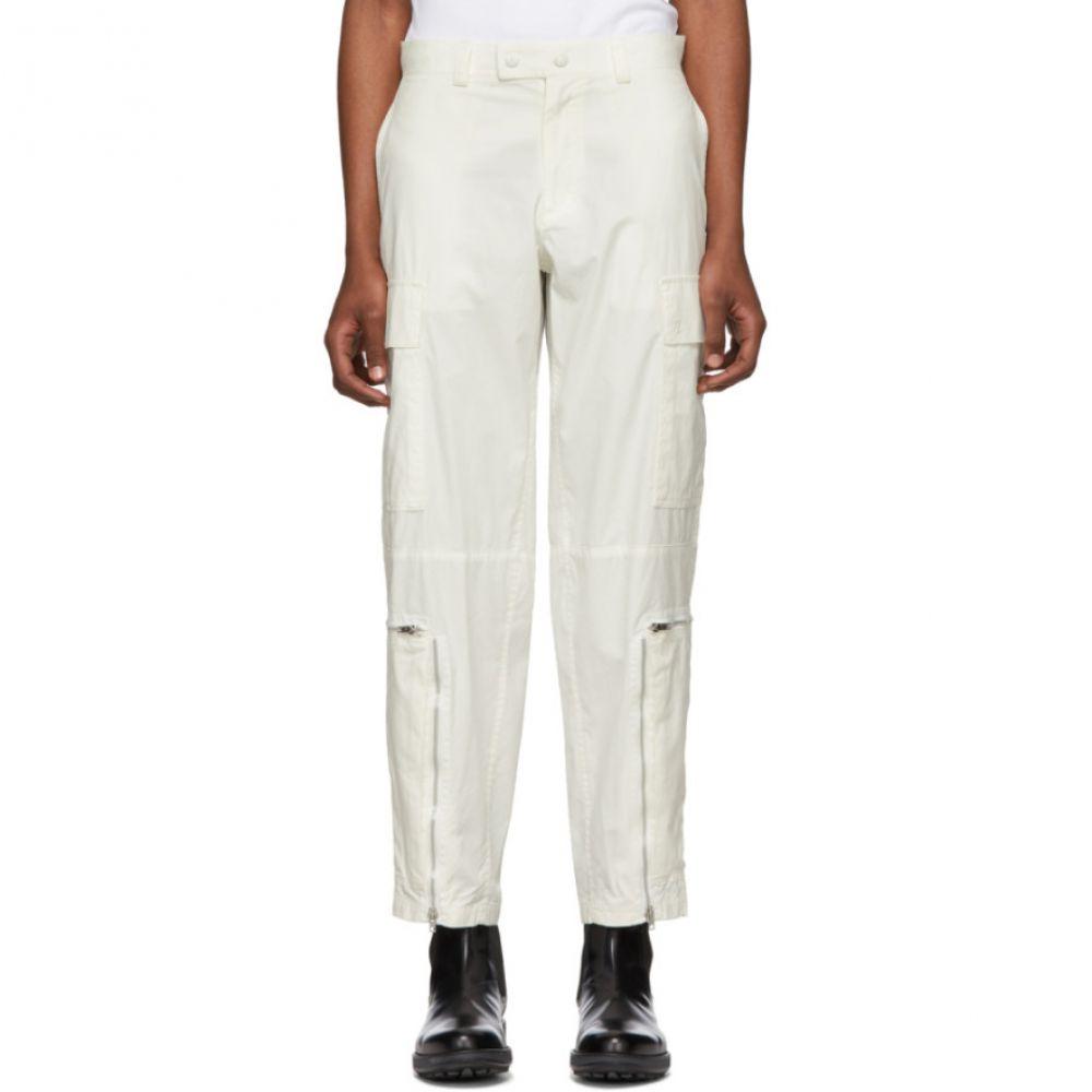 ヘルムート ラング Helmut Lang メンズ ボトムス・パンツ カーゴパンツ【Off-White Aviator Cargo Pants】