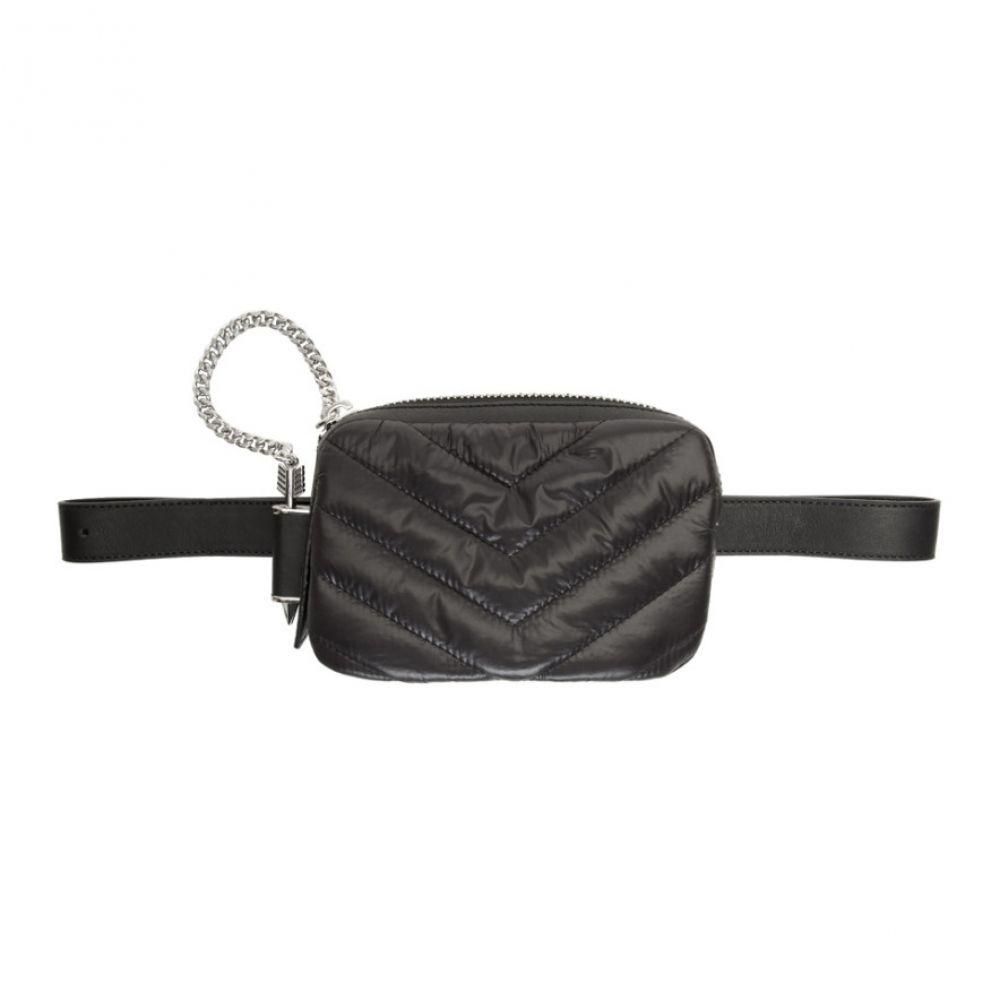 マッカージュ Mackage レディース バッグ ボディバッグ・ウエストポーチ【Black Jayme Belt Bag】