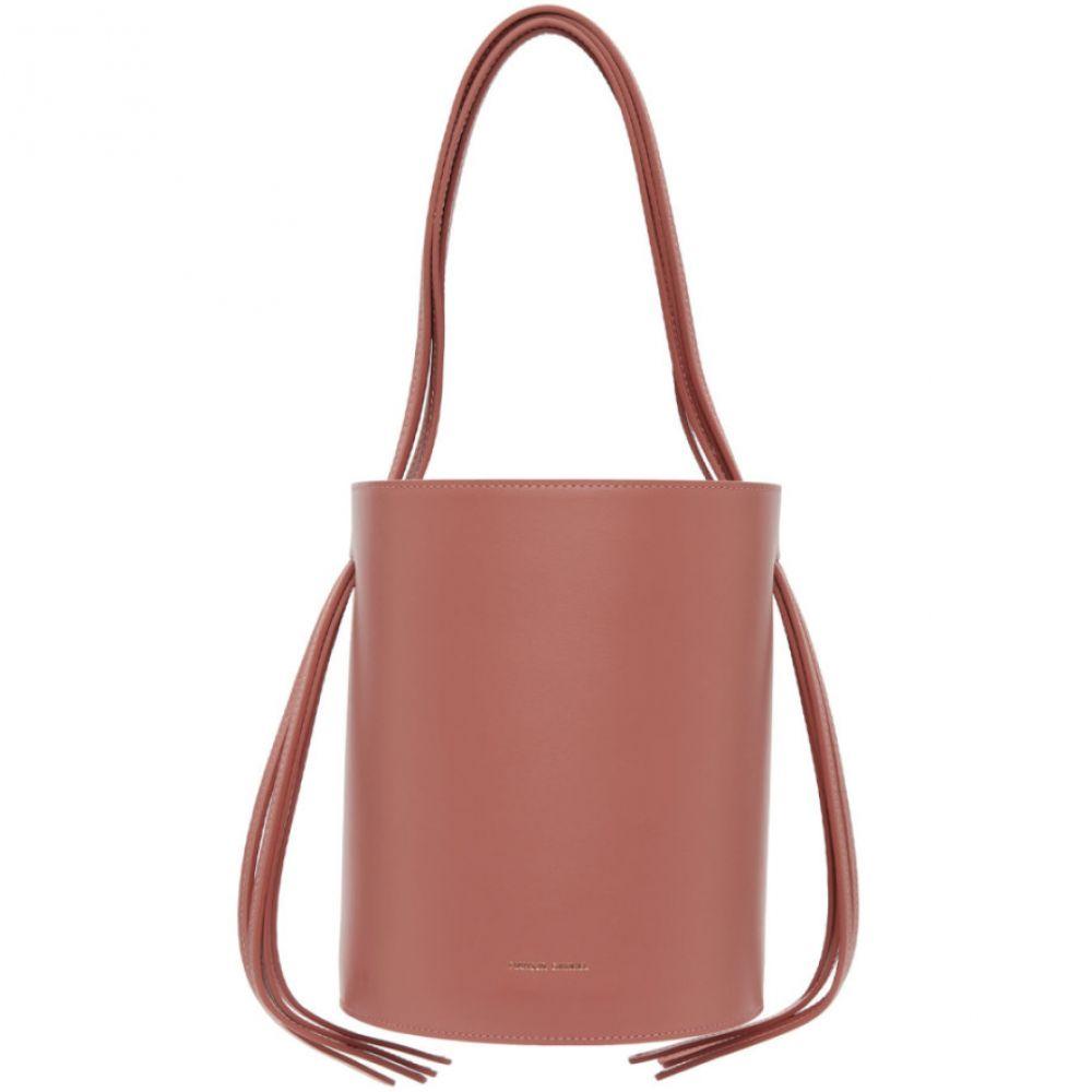 マンサーガブリエル Mansur Gavriel レディース Bag】 レディース バッグ ハンドバッグ バッグ【Pink Fringe Bucket Bag】, チクゴシ:d62e0467 --- sunward.msk.ru
