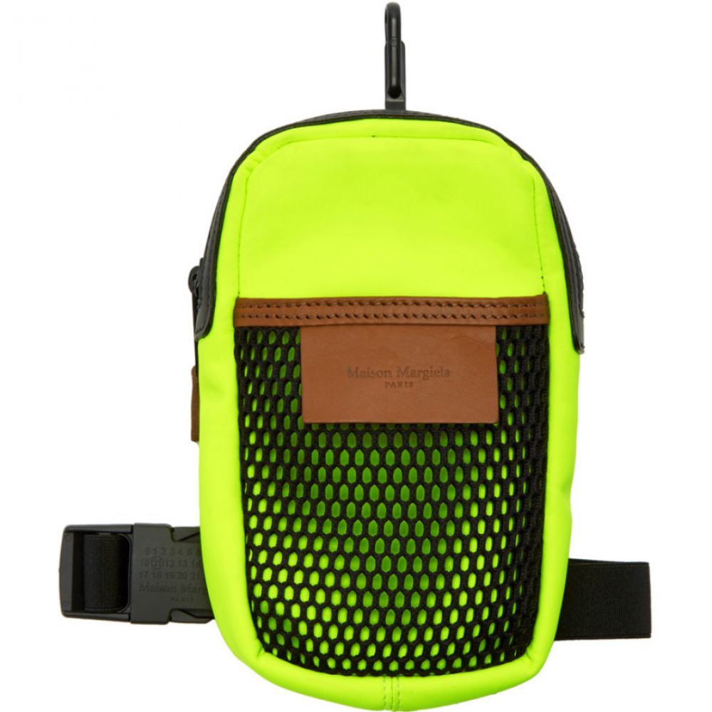 メゾン マルジェラ Maison Margiela メンズ バッグ メッセンジャーバッグ【Yellow Small Party Bag】