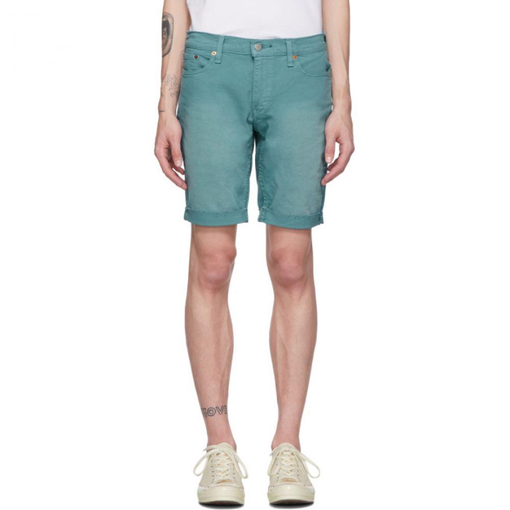 リーバイス Levi's メンズ ボトムス・パンツ ショートパンツ【Blue Stretch Denim 511 Slim Cut-Off Shorts】