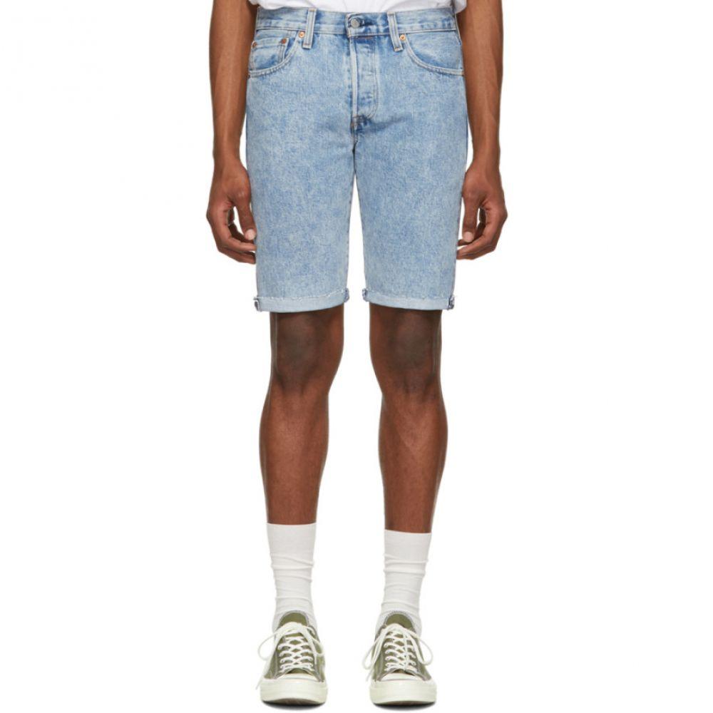 リーバイス Levi's メンズ ボトムス・パンツ ショートパンツ【Blue Denim 501 Original Cut-Off Shorts】
