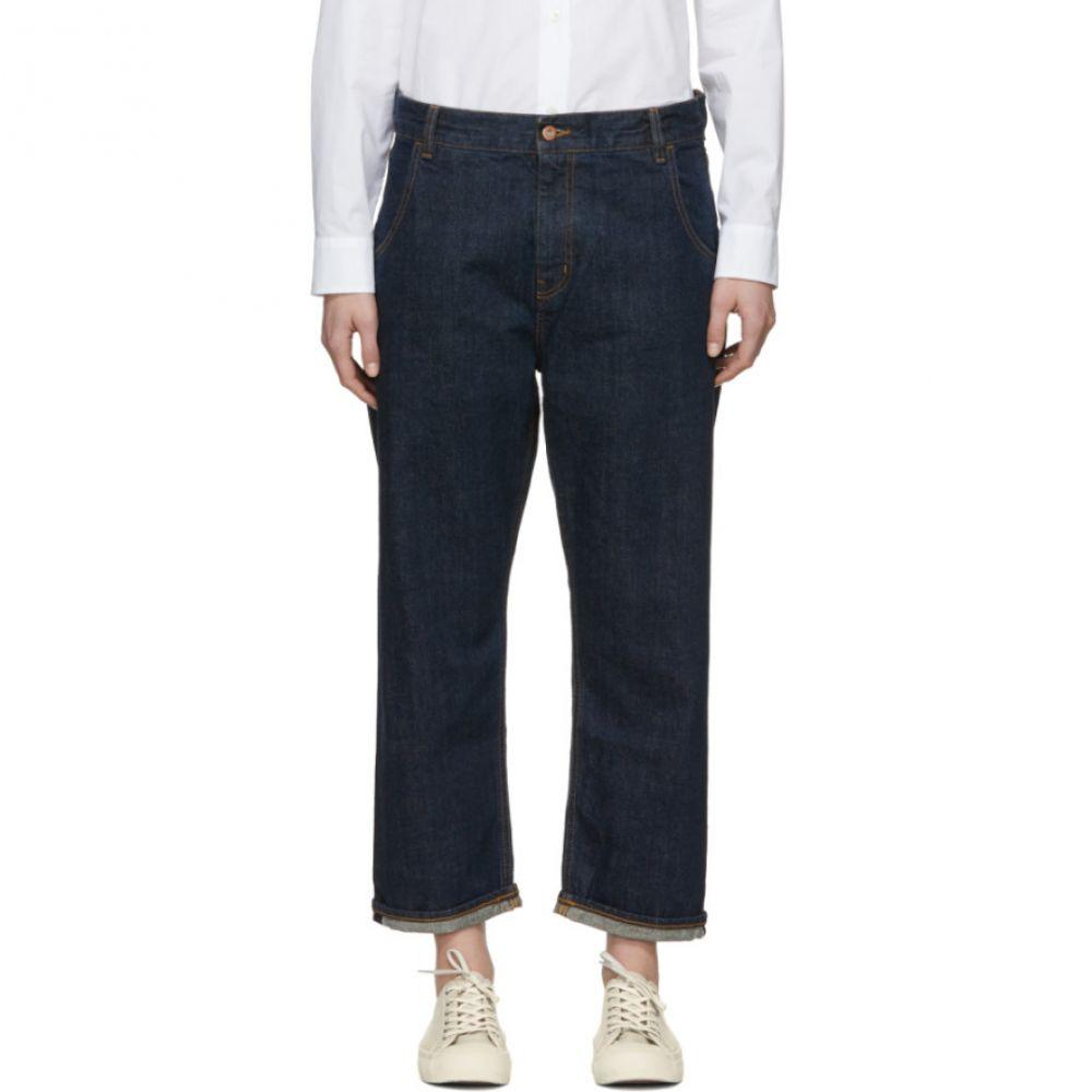ワイエムシー YMC レディース ボトムス・パンツ ジーンズ・デニム【Indigo Geanie Jeans】