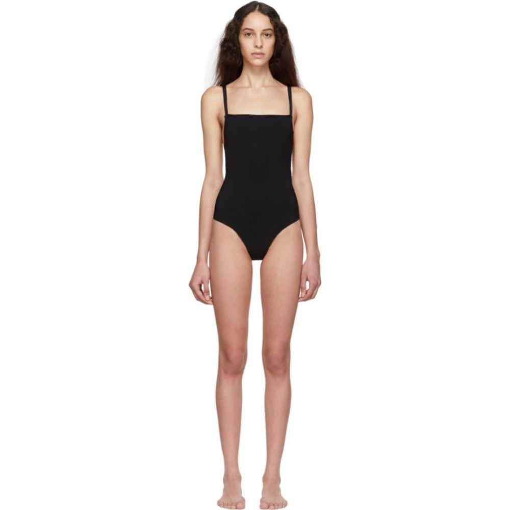 ワード ウィラス Ward Whillas レディース 水着・ビーチウェア ワンピース【Black Bentley One-Piece Swimsuit】
