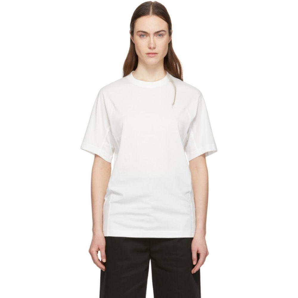 ワイスリー Y-3 レディース トップス Tシャツ【White New Classic Crew T-Shirt】