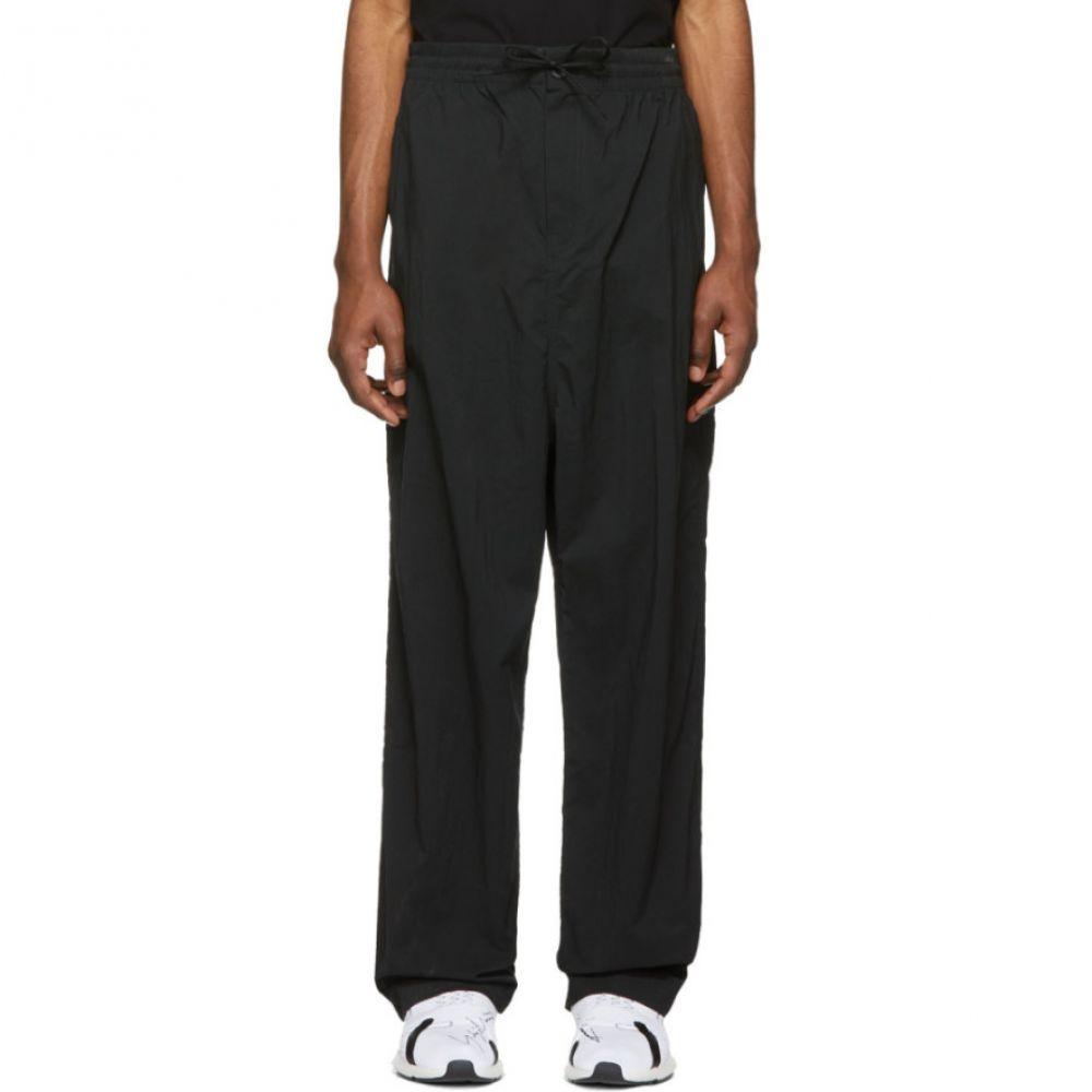 ワイスリー Y-3 メンズ ボトムス・パンツ【Black Twill Wide Trousers】