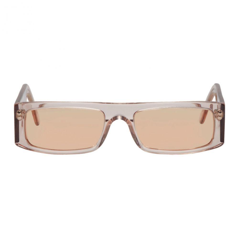 アンディ ウルフ Andy Wolf レディース メガネ・サングラス【Brown Hume Sunglasses】