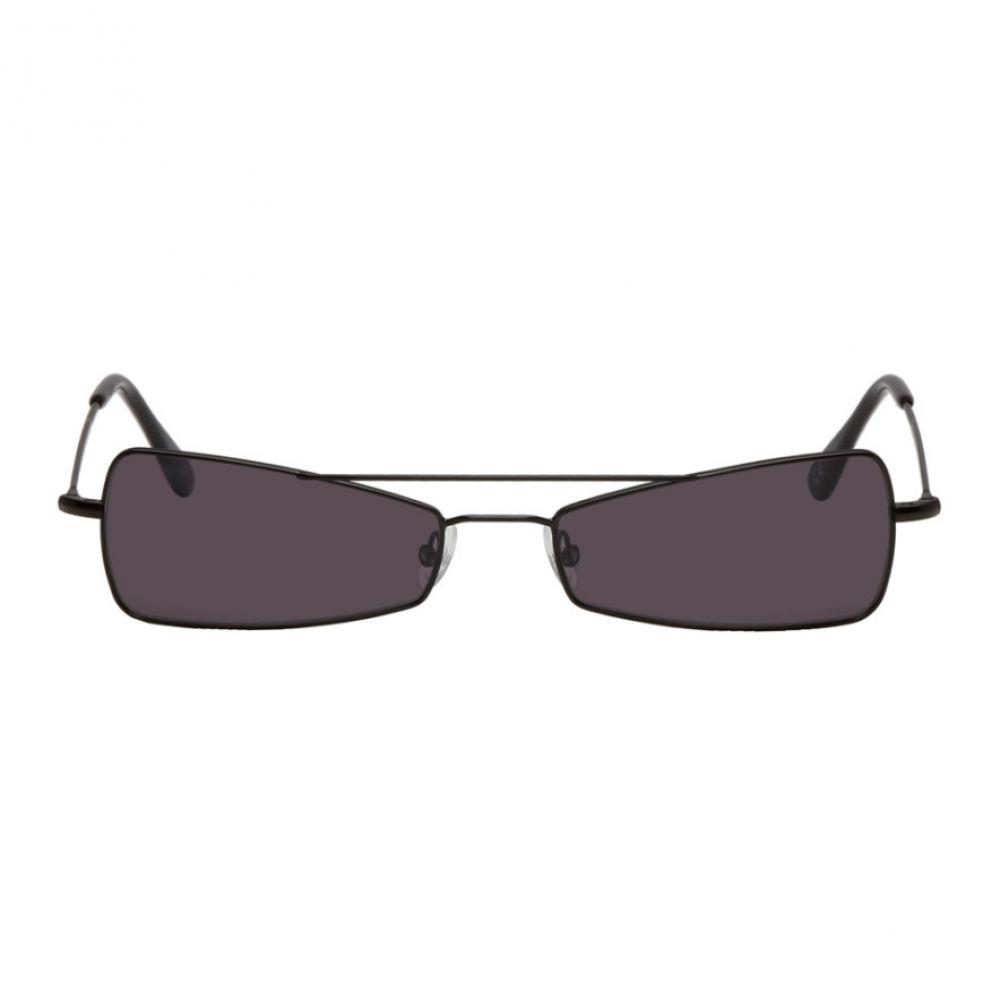 アンディ ウルフ Andy Wolf レディース メガネ・サングラス【Black Kira Sunglasses】
