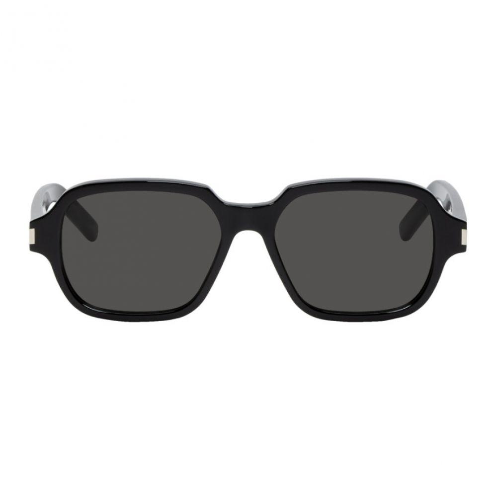 イヴ サンローラン Saint Laurent メンズ メガネ・サングラス【Black SL 292 Sunglasses】