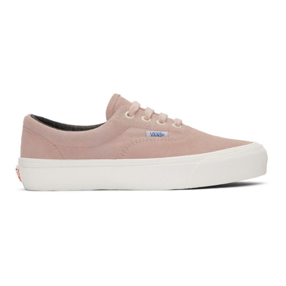 ヴァンズ Vans メンズ シューズ・靴 スニーカー【Pink OG Era Lx Sneakers】