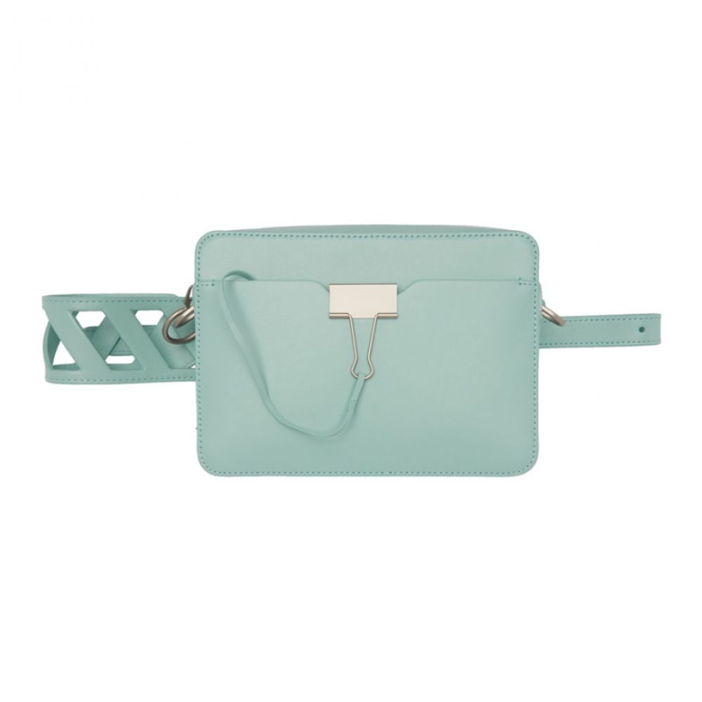 オフ-ホワイト Off-White レディース バッグ【Blue Camera Bag】