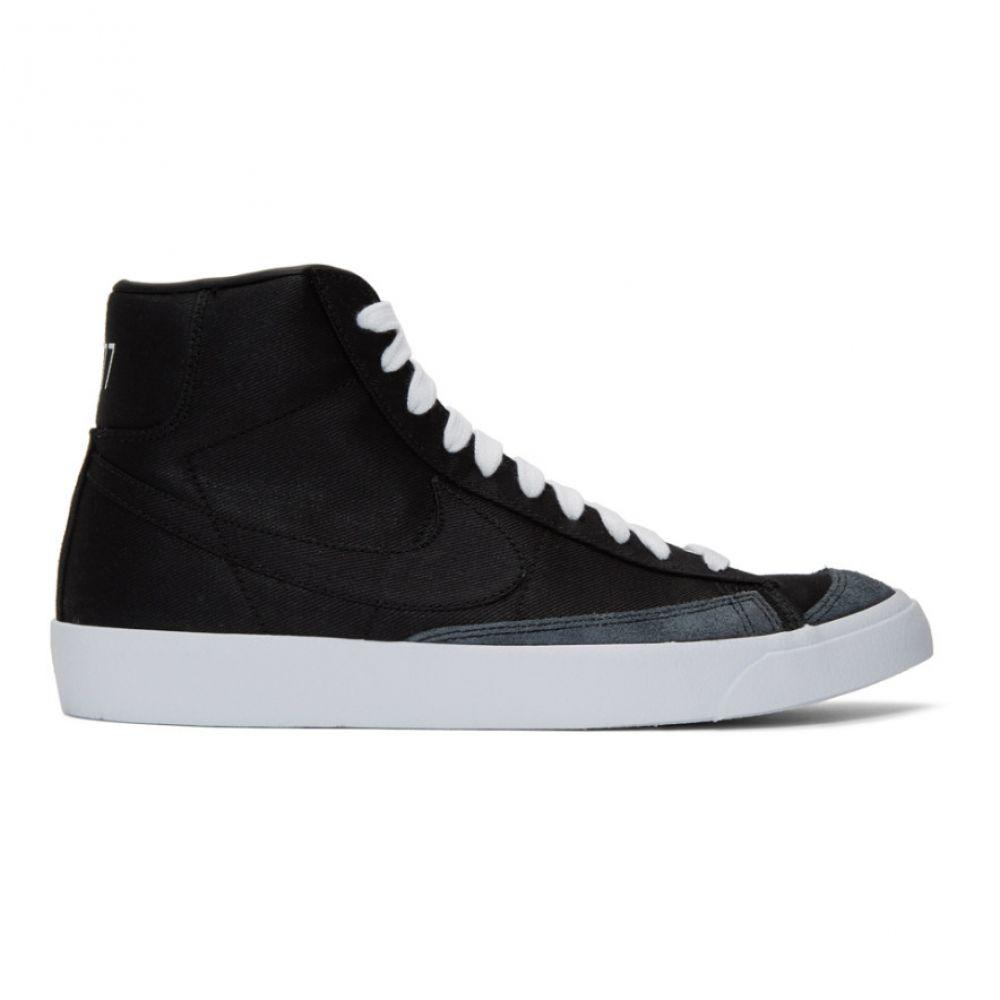 ナイキ Nike メンズ シューズ・靴 スニーカー【Black Blazer Mid '77 Vintage Sneakers】